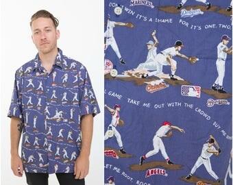 Baseball Fan! Official Major League Merchandise / Size XL