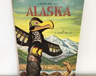 Vintage children's book about Alaska (1959)