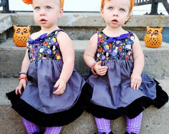 Handmade Halloween Dress