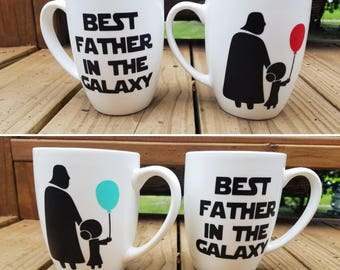 Custom 14oz Father Coffee Mug
