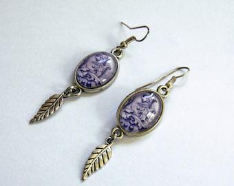 Earrings design (single earring)
