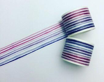 Stiped washi tape