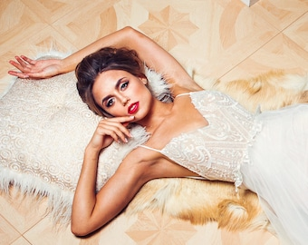 """Newcollection/ """"Mia"""" gown / Romantic Bridal desses/ Tulle/  Wedding gown/bridal gown"""