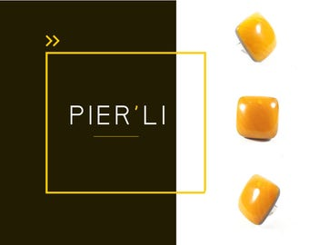 Adjustable square yellow © PIER'LI