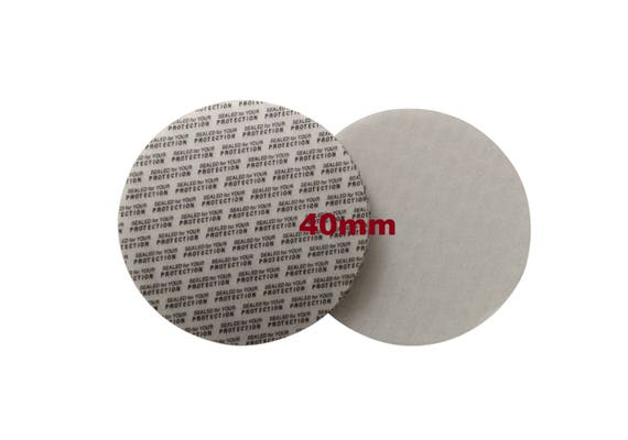 40 mm Pressure Sensitive PS Foam Cap Liners Seal Tamper Seal Sealed for your Protection US Seller