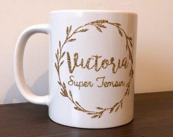 Mug super customizable witness