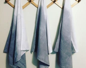 Gray mountain flour sack towels • tea towels • dosh towels