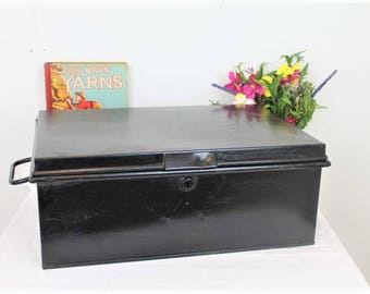 vintage metal office furniture.  office vintage metal deed boxcanto steel strong boxlarge document case office throughout furniture