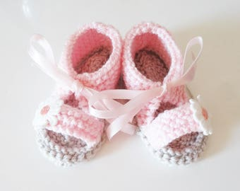 Spartans Pink for baby from 3/4 months for the summer