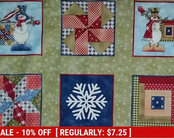 SALE** My Precious Quilt- Panel- Henry Glass by Leanne Anderson - Blocks