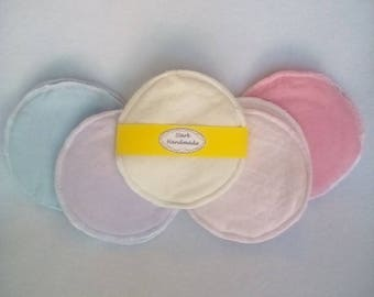 Cloth Nursing Pads set