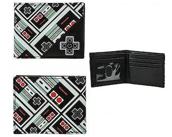 Nintendo - Controller All Over Bi-Fold