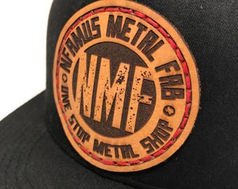 Leather Patch   Custom   Branding