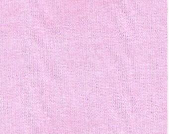 Light Pink Jersey - 95% Cotton and 5 percent Lycra