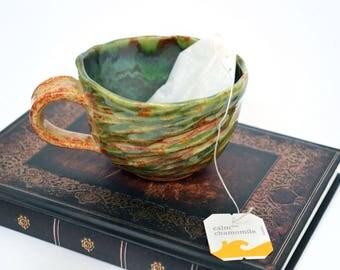Autumn Aura Teacup