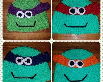 Teenage Mutant Ninja Turtles Hats