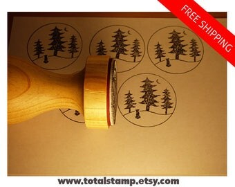 Custom Logo Stamp - Personalized with your Own Logo