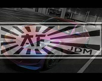 JDM AF Faux Slap