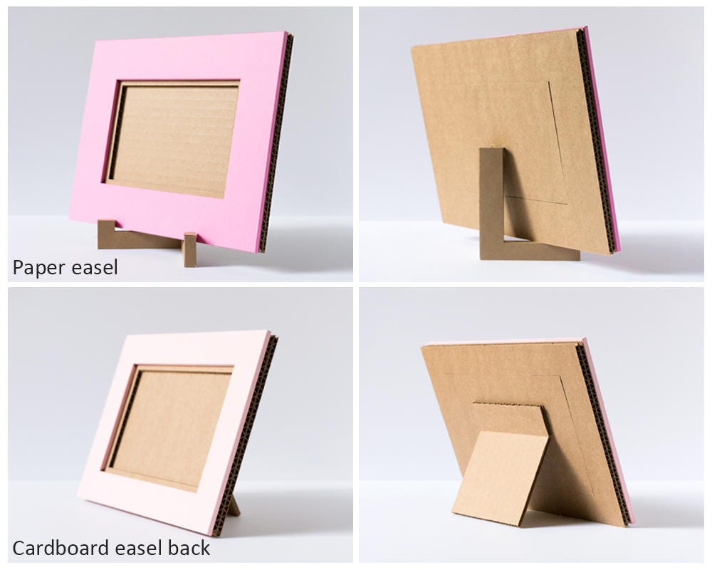 Colorful Cheap Cardboard Picture Frames Image - Picture Frame Ideas ...