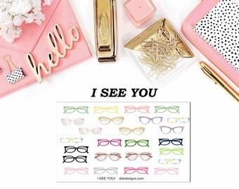 I SEE YOU//Ec//Hp classic, large mini
