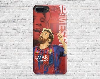 10% Off Case.Printed Football Player covers - iPhone Cases: iPhone 7 Plus/ iphone 7, iPhone 6/6s/6+, 6+s, 5/5S. Printed IPhone case.