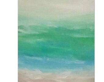 Ocean Stationary - Note Cards - Print - 5x7