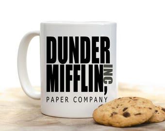 Dunder Mifflin Mug 11 oz - The Office