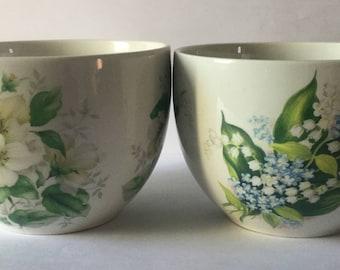 Portmeirion 2 x Jumbo Tea Cups