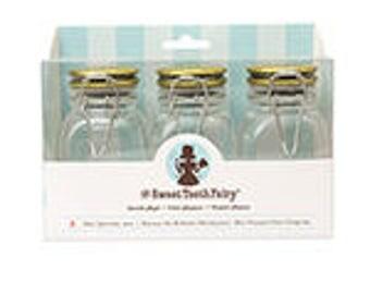 Sweet Tooth Fairy Mini Sprinkle Jars