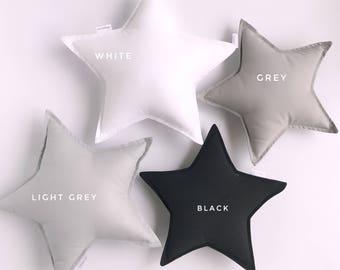 Mini Star Cushion - Cotton