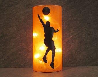 Basketball Light, Basketball Decor