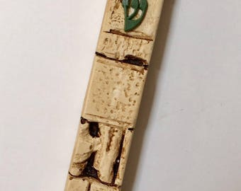 3d Kotel mezuzah case by shinsofstone