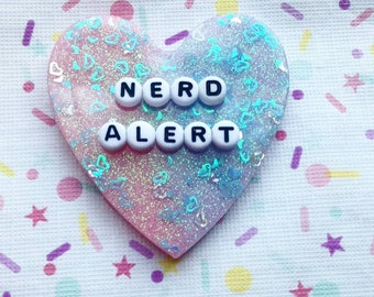 The Adventure Zone Nerd Alert Pin