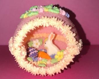 Panoramic sugar egg (large)