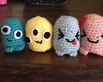 Amigurumi Monsters!