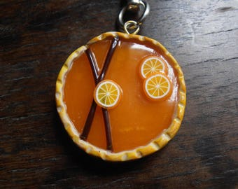 Keychain - tart citrus and Orange