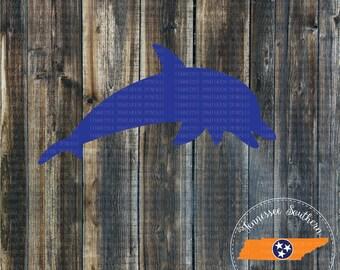 Dolphin Decal | Decal | Dolphin Yeti Decal | Dolphin Tumbler Decal | Dolphin Phone Decal | Dolphin Car Decal | Dolphin Sticker