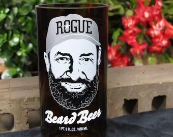 rogue beard beer boyfriend gift idea real man gift bar gift for dad perfect gift for dad fun gift beer tasting earth friendly gift idea