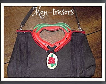 bag customize Strawberry