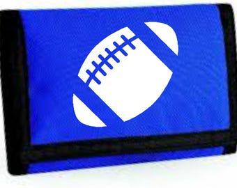 American Football Ripper Wallet