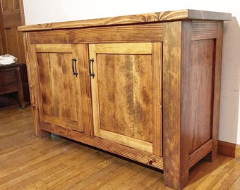 Small Cabinet / Sideboard/ Farmhouse Cabinet / Buffet