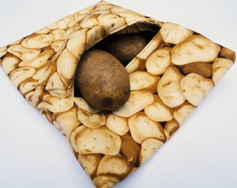 Microwave Potato Bag - Microwave Vegetable Bag