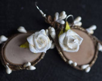 Earrings for wedding or great opportunity
