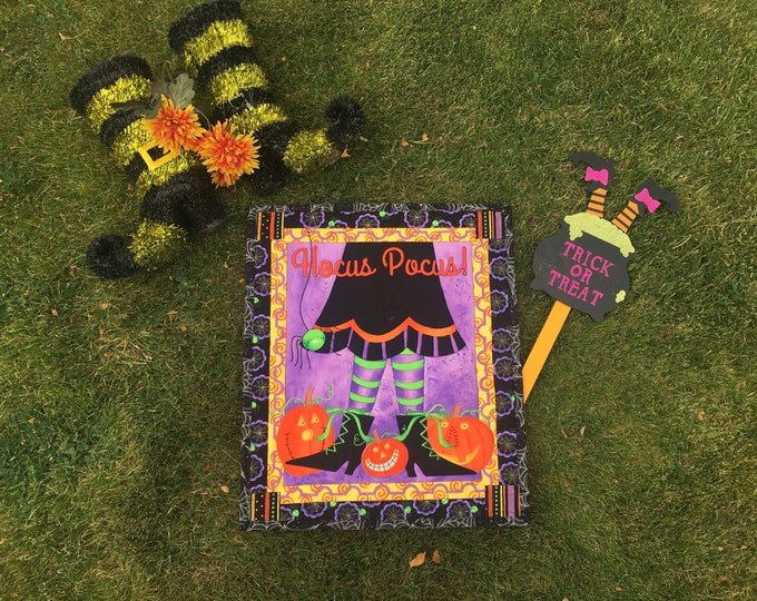 Hocus Pocus, Wall Art, Table decor