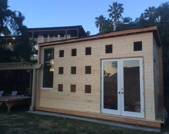 Venti Tiny HOME - affordable, modern, prefab tiny home - FREE installation