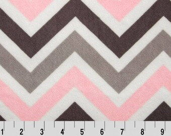 Minky adult blanket-Chevron Personalized adult minky blanket-Minky throw blanket-Gray adult minky blanket-Minky blanket adult-Minky Throw