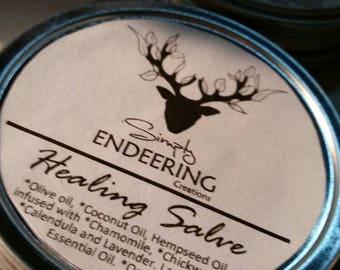 Simply Endeering Healing Salve
