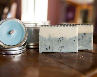 Sandalwood SOAP - (organic, Vegan, Eco-friendly)