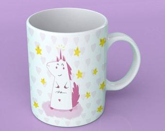 Mug - I see life in Unicorn
