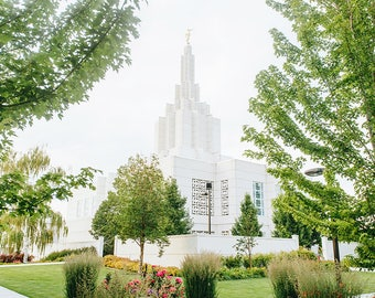 Idaho Falls Temple 12